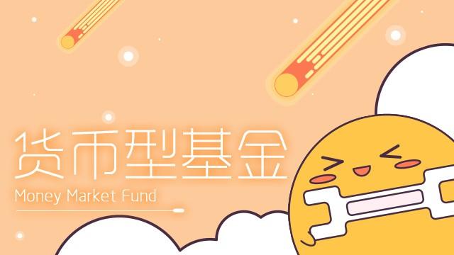 货币型基金