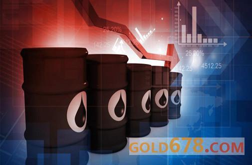 API原油库存意外减少54万桶,美油短线拉升扩大涨幅