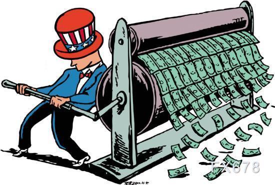 美聯儲QE效果式微,寬鬆力度和經濟增長不成正比,股市料能續命,但這波春風還能吹多久?