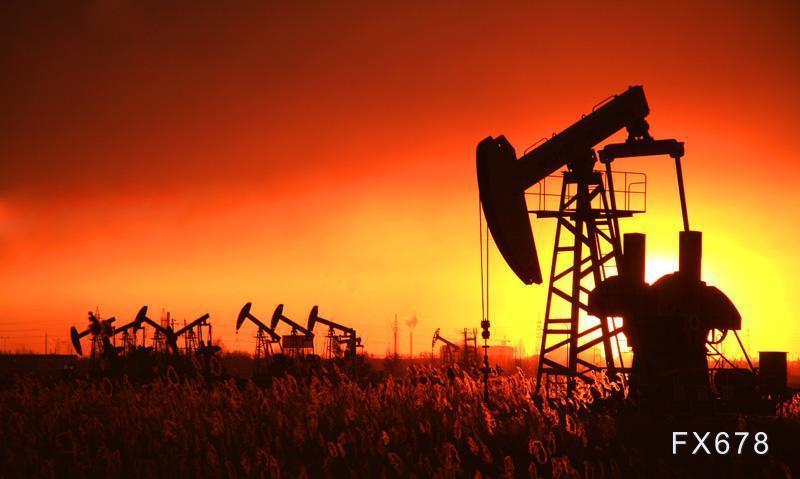 原油交易提醒:美油缺口位置受阻,俄罗斯对于延长减产态度成关键,OPEC+会议料提供方向