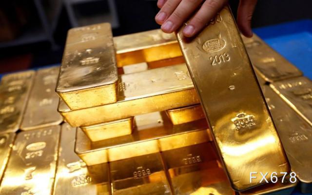 現貨黃金延續回落勢頭,投資者看好經濟複蘇前景;但須警惕美國動亂火種擴散至歐洲