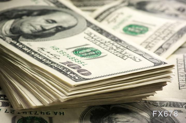 避險情緒降溫高盛大舉做空美元!美元面臨兩大威脅,黃金或成最大受益者