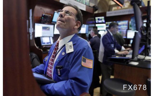 美國疫情危機再度彌漫!股市遭遇3個月最糟糕行情,道瓊斯指數暴跌1800多點