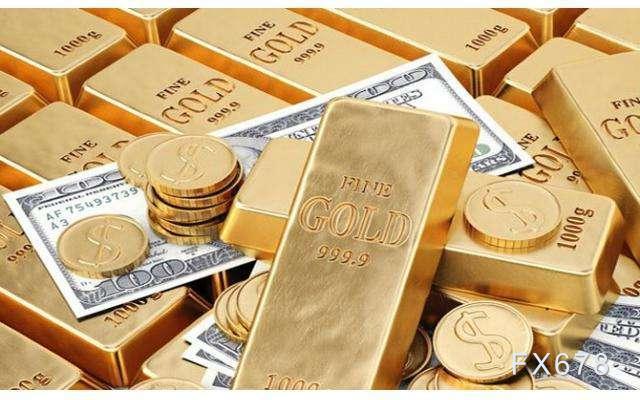 """黃金周評:美元低迷提振黃金避險買盤?經濟複蘇預期仍製掣漲幅,機構揚言""""長線看空"""""""