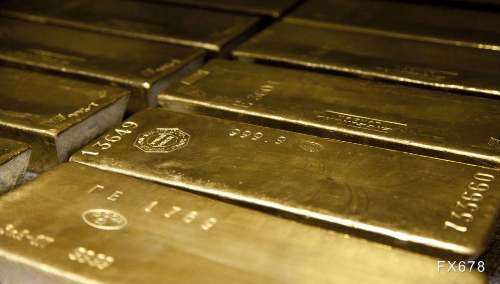 五個月淨流入量就超過年度紀錄水平!黃金ETF受市場追捧,但金價上漲還需看這一因素臉色