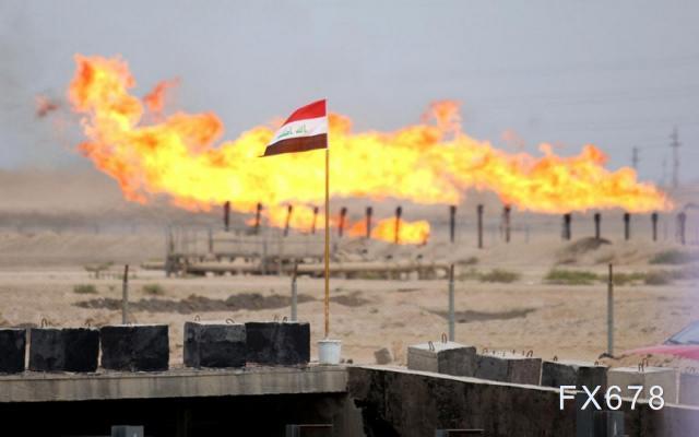 """國際油價探底回升,波動近4%,伊拉克積極""""贖罪"""";倒是美國給市場拖後腿"""