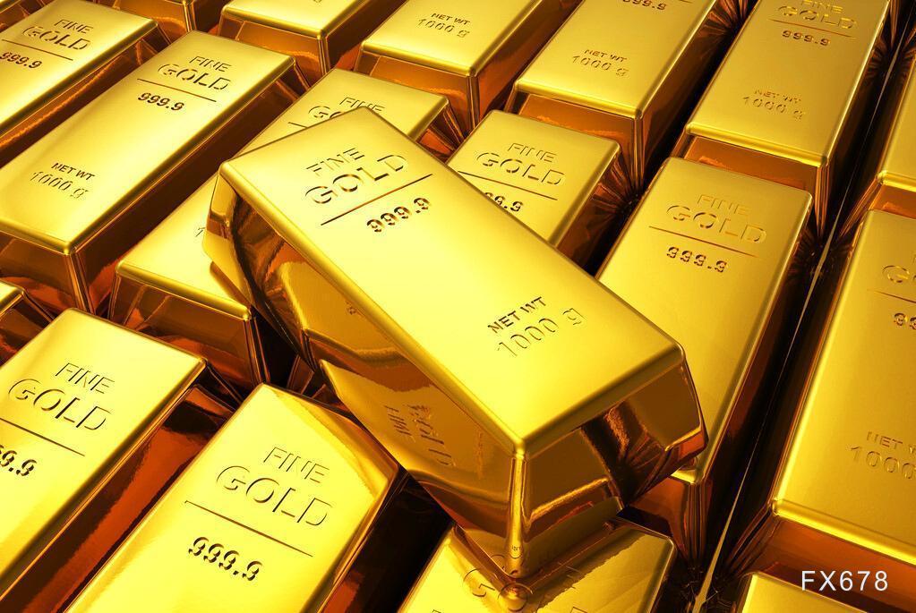 黃金交易提醒:高盛下調美國經濟預期,黃金回調做多是基本思路?但仍需警惕股市美元壓製
