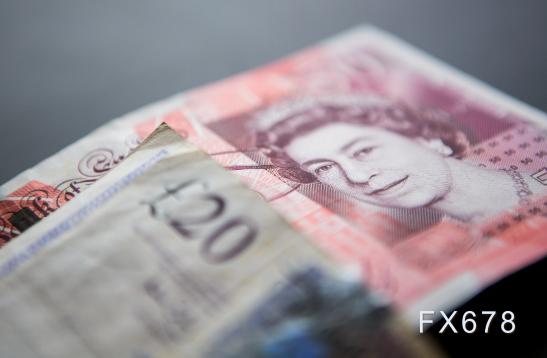 """英鎊刷新逾三周新高上攻1.27,英國出台財政刺激新計劃,但下半年還有一塊""""硬骨頭"""""""