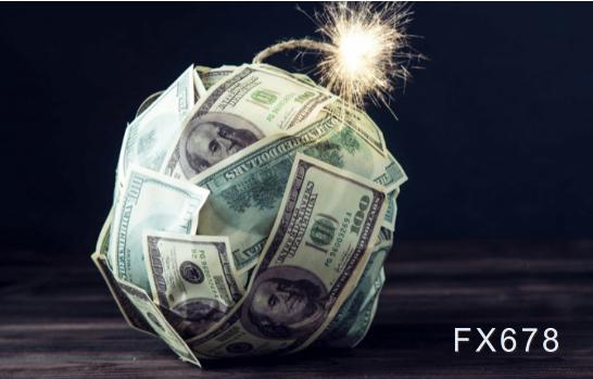 """美元即将""""崩溃""""?全球经济进入""""低谷竞赛""""模式,美元后市走向取决于这一指标"""