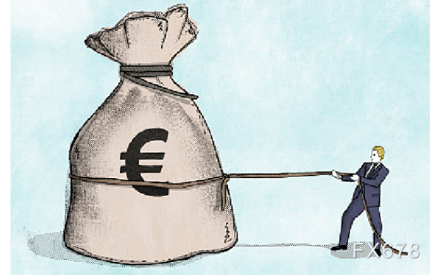 歐元區經濟前景持穩,但就業面臨較高風險!經濟複蘇料從V型變為鳥翼狀,歐元高位回落
