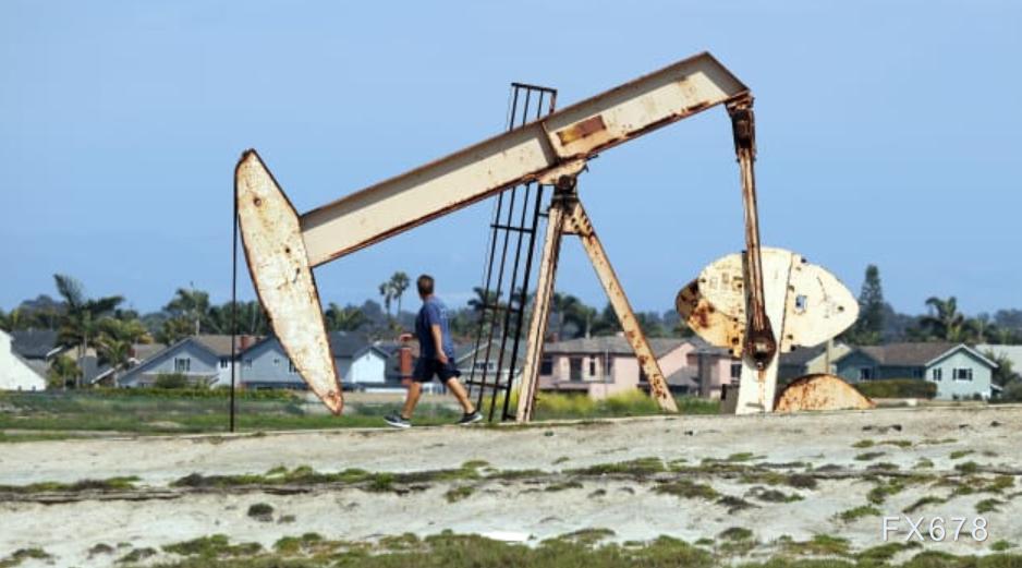 美油轉漲近1%,但周線恐錄得四連陽後首陰;多頭隻剩一根救命稻草
