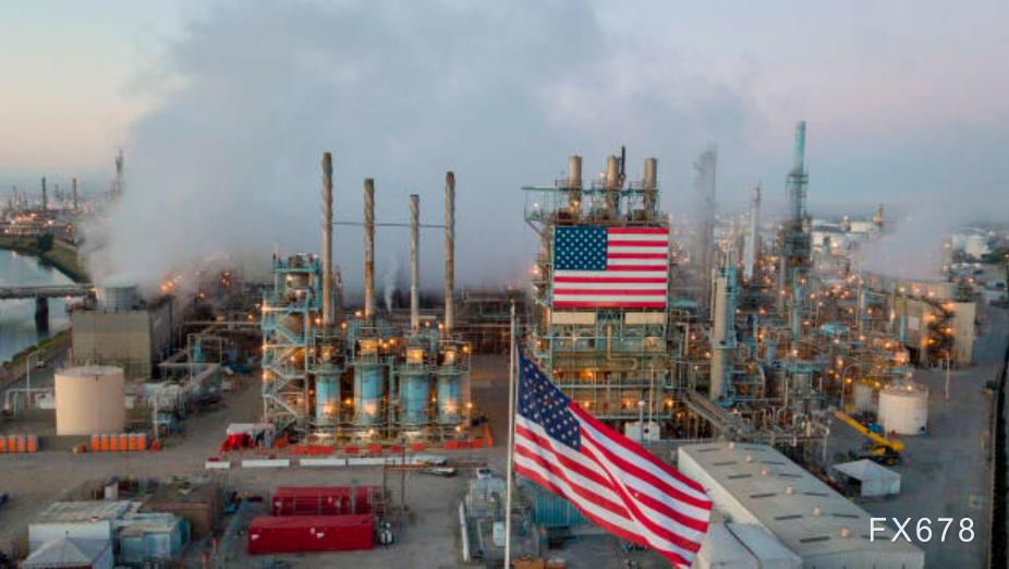INE原油暴跌逾3%,續刷近三個月新低!美指持續堅挺,一大信號表明需求複蘇前景仍低迷