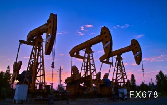 原油交易提醒:美股上漲勉強支撐油價,但OPEC下調需求預期,還需警惕OPEC+本周會議無所作為