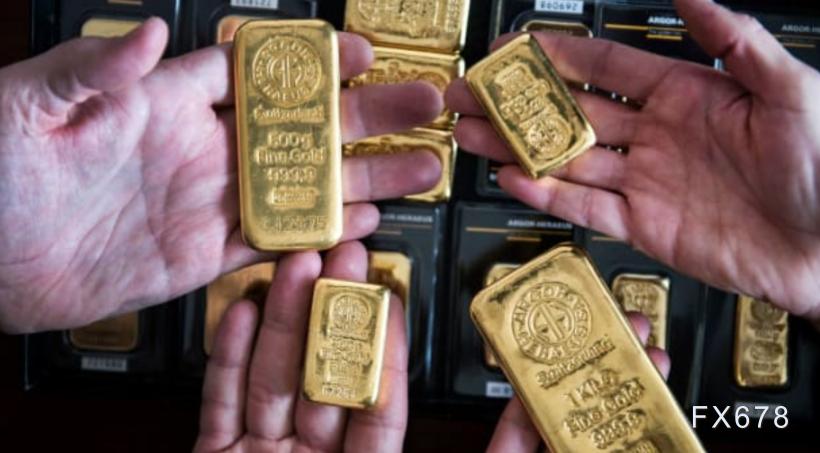 黃金價格微漲,美國大選日迫近,財政刺激法案樂觀預期升溫,下周有望上攻1950美元