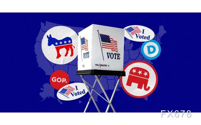 提前看:2020年美國大選開票進程及關鍵時間節點一覽