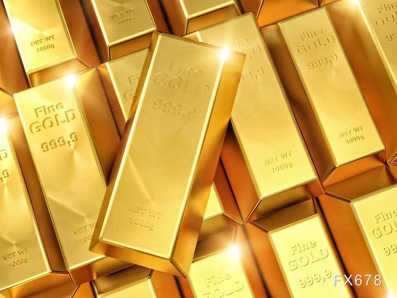 黃金跟本不值現在這價!2021年金價可能跌至1500美元!