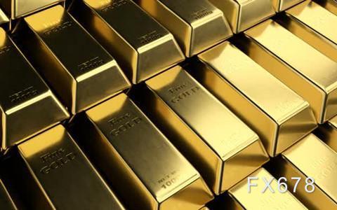 黃金企穩反彈,但日內波幅不足10美元;投資者繼續在權衡三方面利弊得失