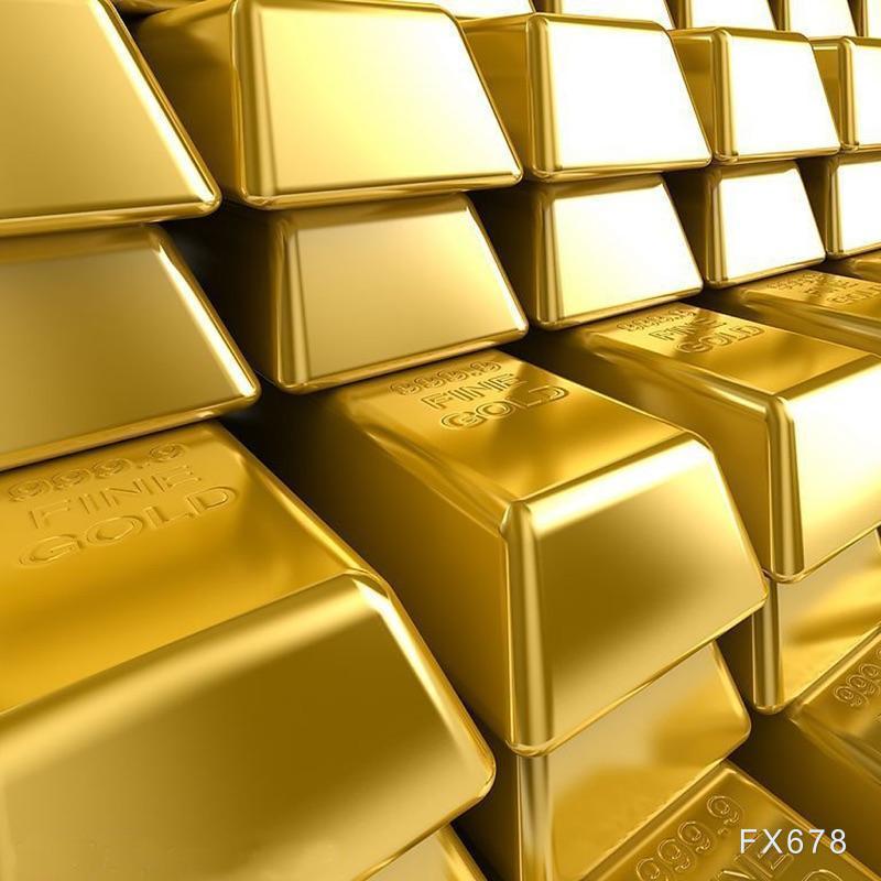 黃金交易提醒:美疫情單日新增創新高!美聯儲拒絕加大貨幣刺激,黃金ETF連續遭拋售引擔憂