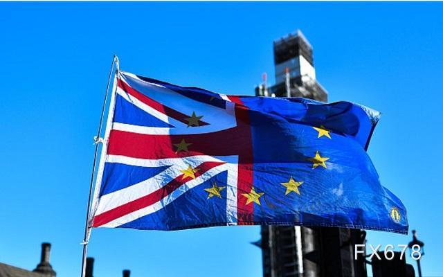 英国和欧盟虽有分歧,仍有希望在周末前达成协议!英镑面临1.35关键阻力考验