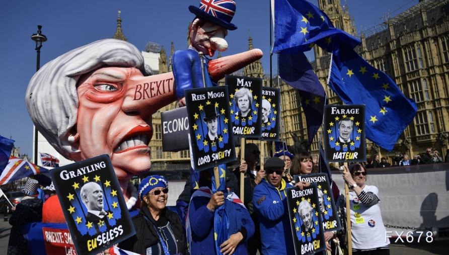 英镑刷新逾三个月高位,未来一年或有逾千点涨幅;英欧谈判虽有阻滞,本周仍料达成协议