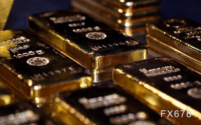 現貨黃金延續上日跌勢,美國財刺談判梗阻難除,美聯儲要做好國會甩鍋的準備