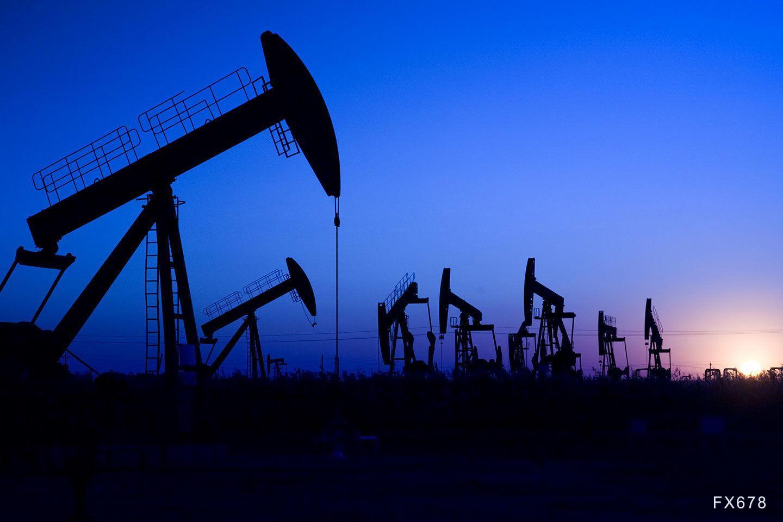 INE原油自逾九個半月高位回落,新毒株引發多國對英斷航,多頭祈禱美國國會別再掉鏈子