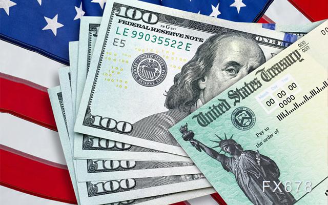 現貨黃金上破1950美元,續創逾八周新高!兩大前景致使美元難改長期疲態