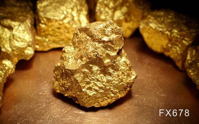 現貨黃金重回千九關口下方,受美債收益率走強牽製;但逆轉黃金漲勢,需要FED做一件事