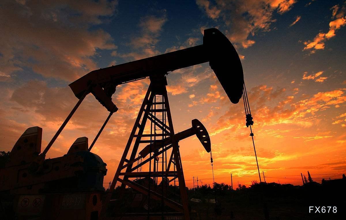"INE原油收跌,全球疫情繼續加重;市場期待拜登的""大動作"""