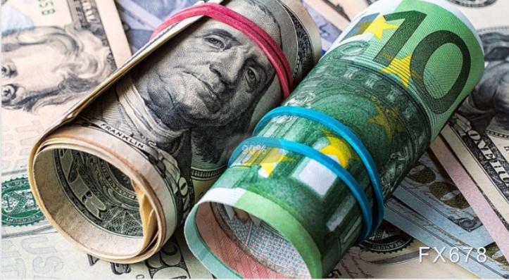 歐元刷新近三周新低,歐元區經濟強勁複蘇預期日漸冷淡,美國財政刺激預期助力美元回血
