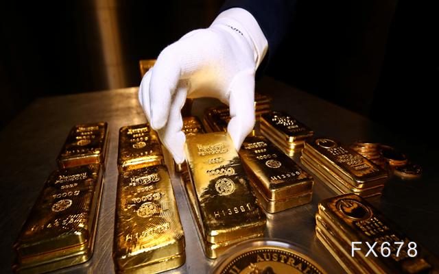 """現貨黃金自近兩周高位回落,投資者希望拜登能給市場""""喂點新料"""""""