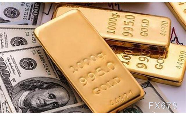 通胀与通缩风险皆不存在!美国经济微妙大环境下,金价续跌空间依旧可观