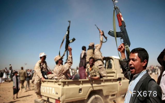 "NYMEX原油上看70.92美元,也门叛军让沙特""不得安宁"""