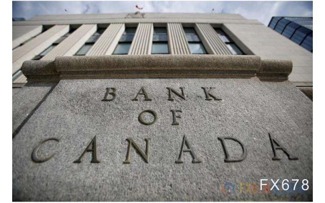 加拿大央行按兵不動,利率聲明比預期更為鴿派,美/加小幅拉升