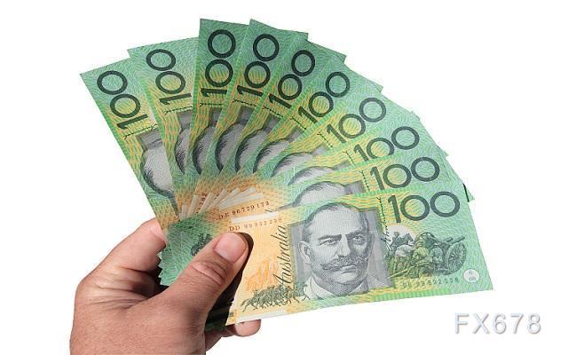 澳洲就業數據強勁,澳元上看0.7769