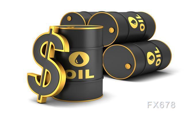 NYMEX原油料回調至68.18美元