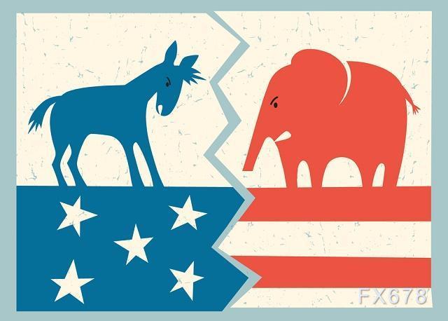 拜登基礎設施進程受阻,驢象之爭關鍵在於如何買單