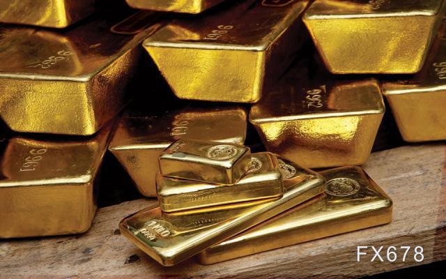 """黃金周評:金價二連陰,美國通脹把FED頂上杠頭?還缺點""""火候"""""""
