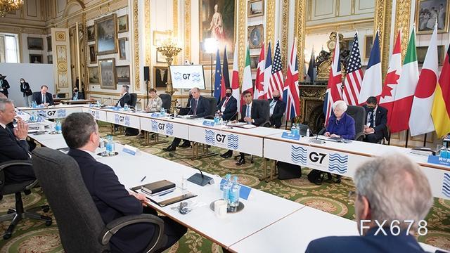 """G7峰會落幕,公報首提經濟轉型確保""""沒人被落下"""""""
