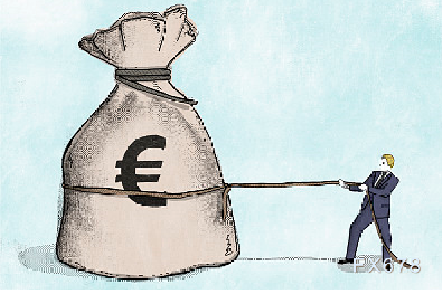 歐元兌美元走勢分析:多頭或將迎來反攻