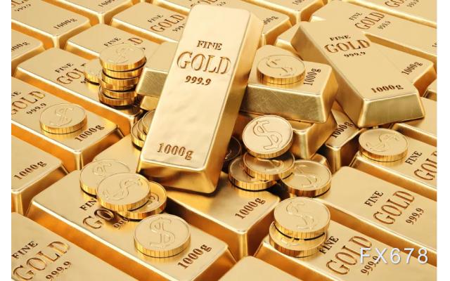 美元涨势暂停,黄金收复部分失地,盘中一度涨逾20美元