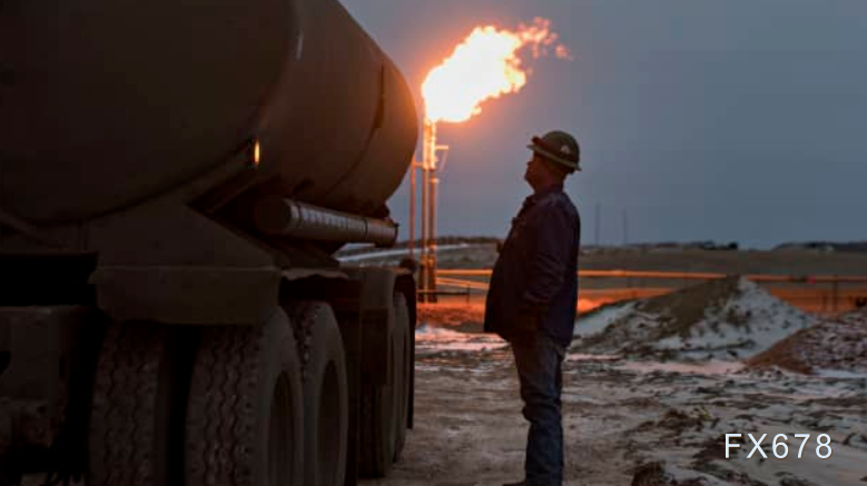 美油回踩75美元,晚間OPEC+會議前市場神經緊繃