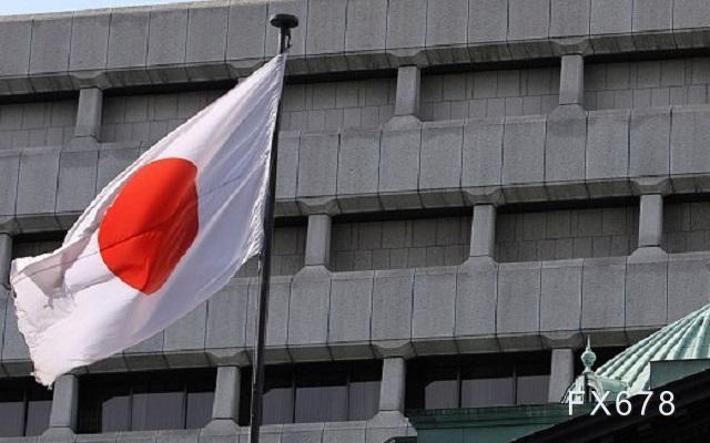 日本整體經濟繼續回升!避險日元大漲逼近109關口