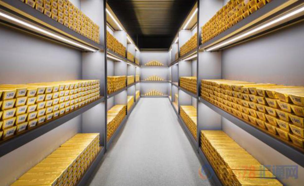 黄金T+D收盘小幅回落,受累于市场对美联储可能转鹰的担忧