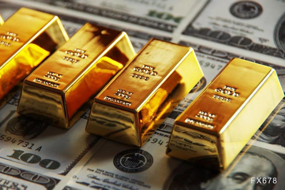 黄金交易提醒:押注提前缩减QE金价小跌,非农行情今上演