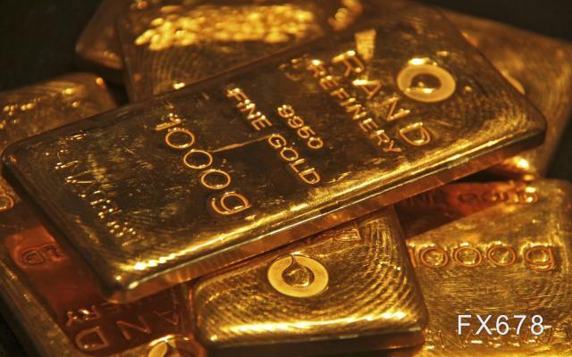 黄金周评:FED鹰翼渐丰,美元劲升,金价跌创五周半新低