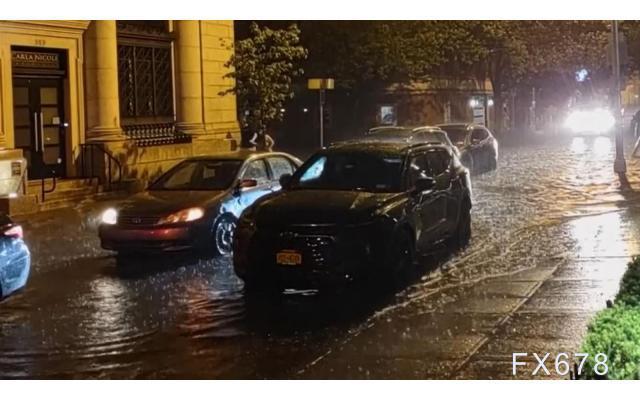 颶風亨利重創美國東北沿海,紐約交易所周一仍可照常開盤