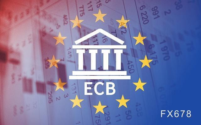歐洲央行鷹派聲音再起,歐元兌美元創一個月新高