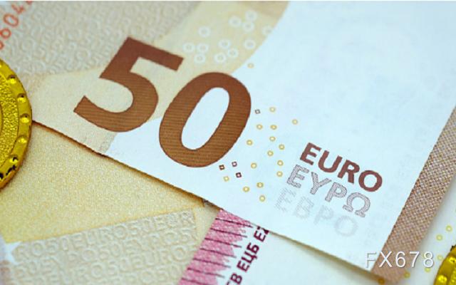 歐元兌美元料三連跌,關注1.1800關鍵支撐位