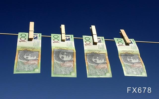 澳元兌美元從一周半低位反彈,關注0.7390-0.7400區間阻力